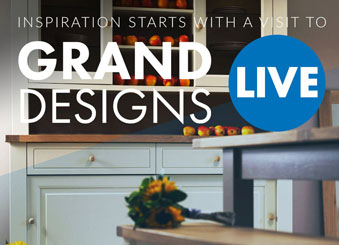 Inspiration Starts With A Visit To Grand Designs Live