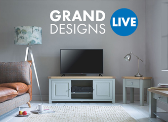 Visit Us And Be Inspired At Grand Designs Live
