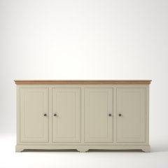 Oxford 4 Door Large Sideboard