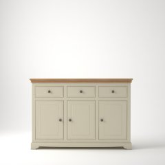 Oxford 3 Door 3 Drawer Medium Sideboard