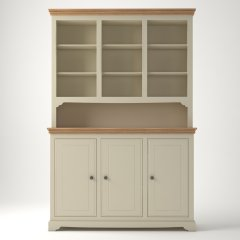 Oxford Medium Open Dresser