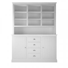 Island Breeze Medium Open Dresser
