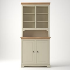 Oxford Compact Open Dresser