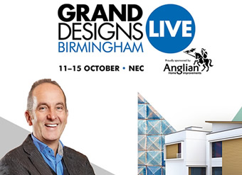 Competition - Win Pair of Tickets to Grand Designs Live 2017