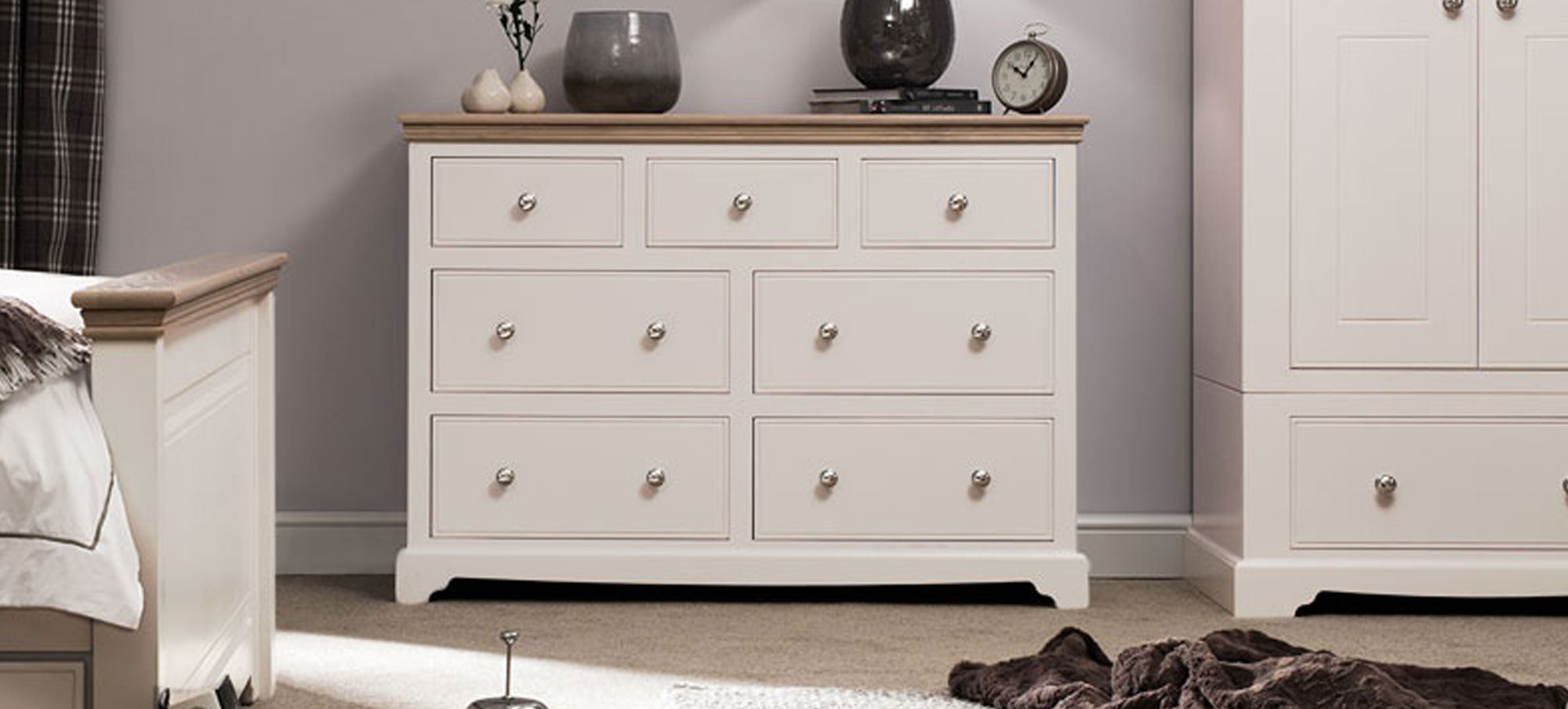 Ivory Bedroom Furniture