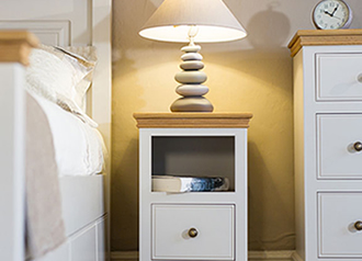 Grey Bedside Chests