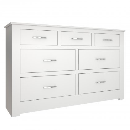 Portland 3+4 Chest of Drawers