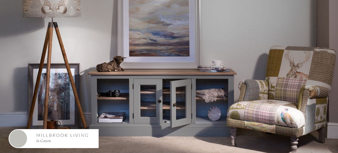 Grey Living Room Furniture Painted Furniture Co