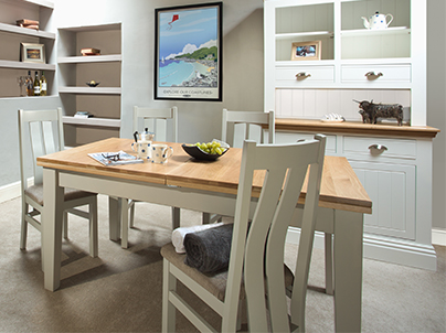 Painted Dining Furniture