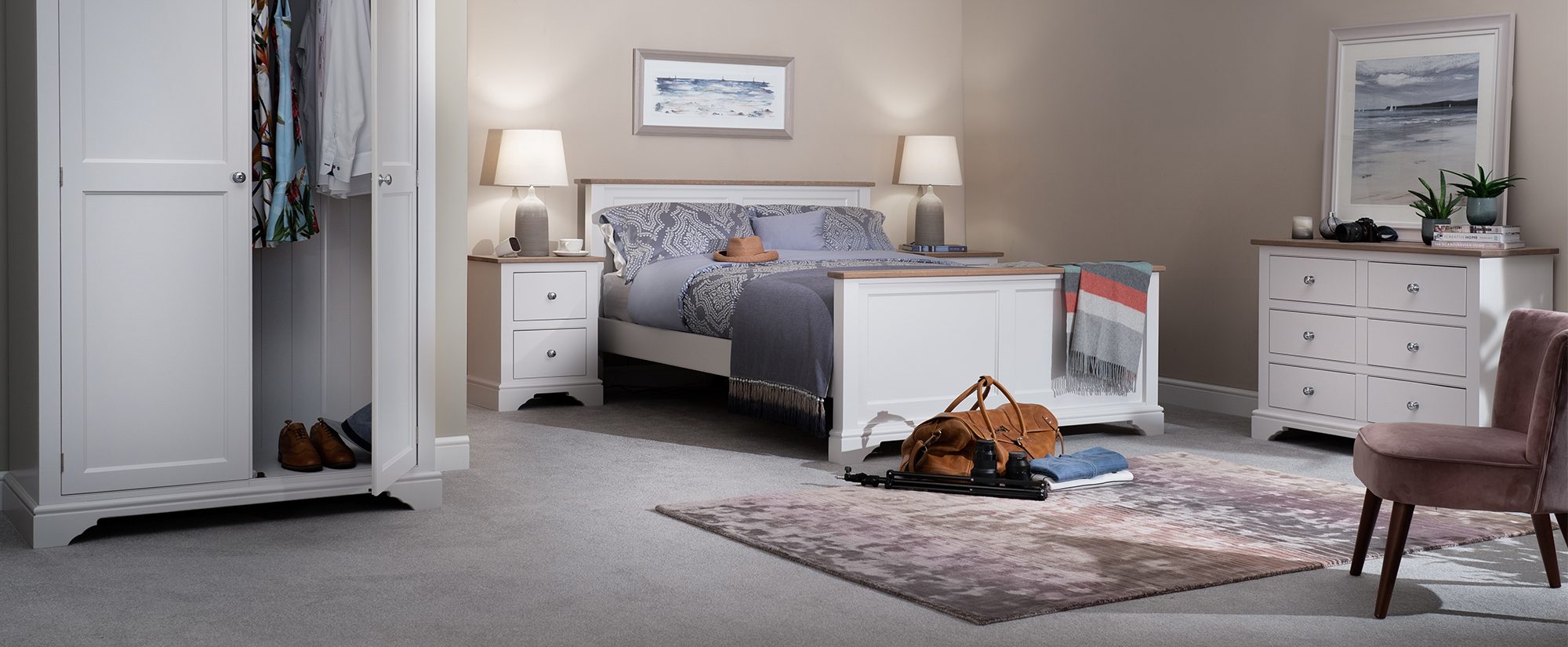 Amberley Bedroom Furniture