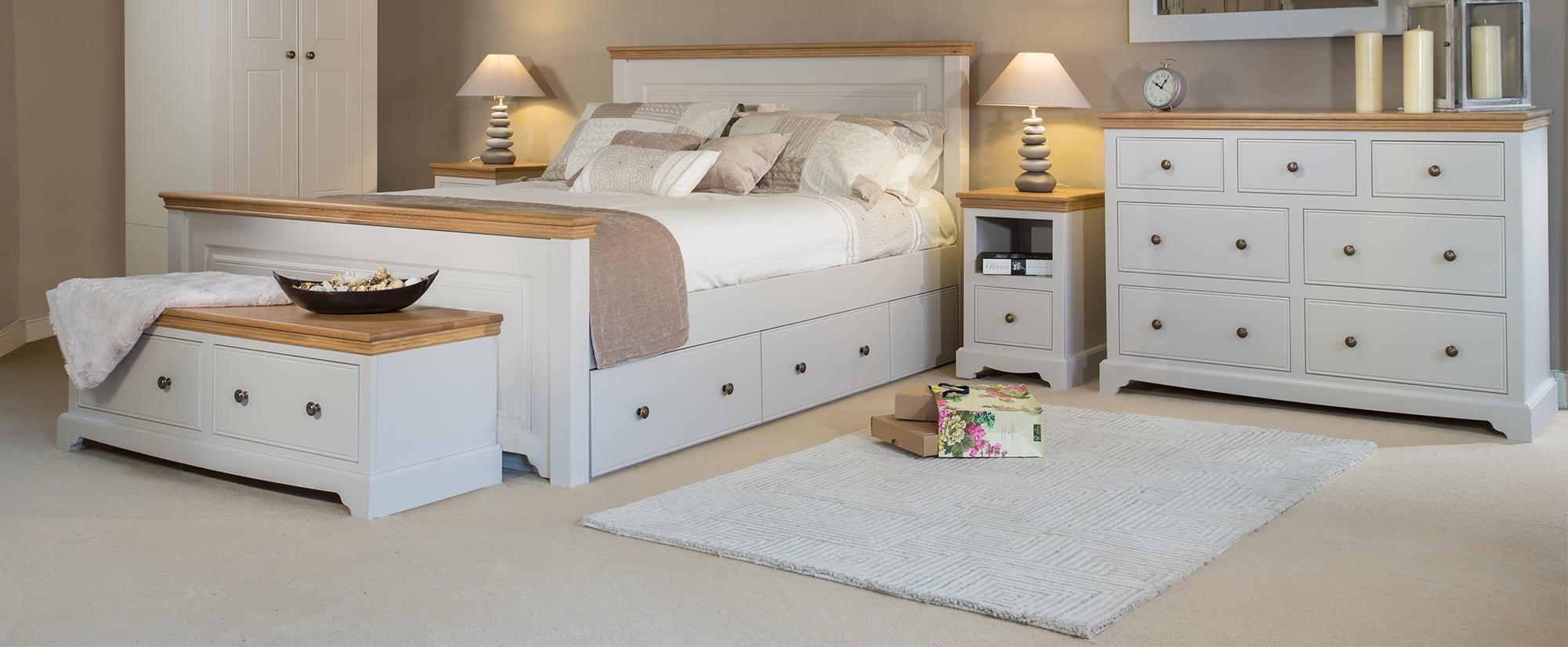 Oxford Painted Bedroom Furniture   Painted Bedroom Furniture