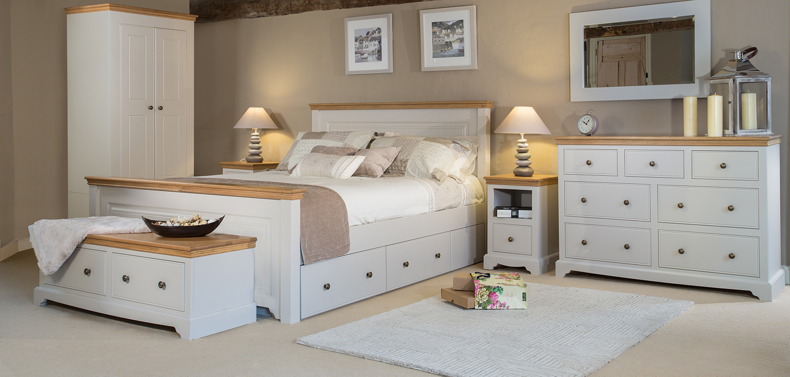 Oxford Painted Wardrobess | Painted Bedroom Furniture