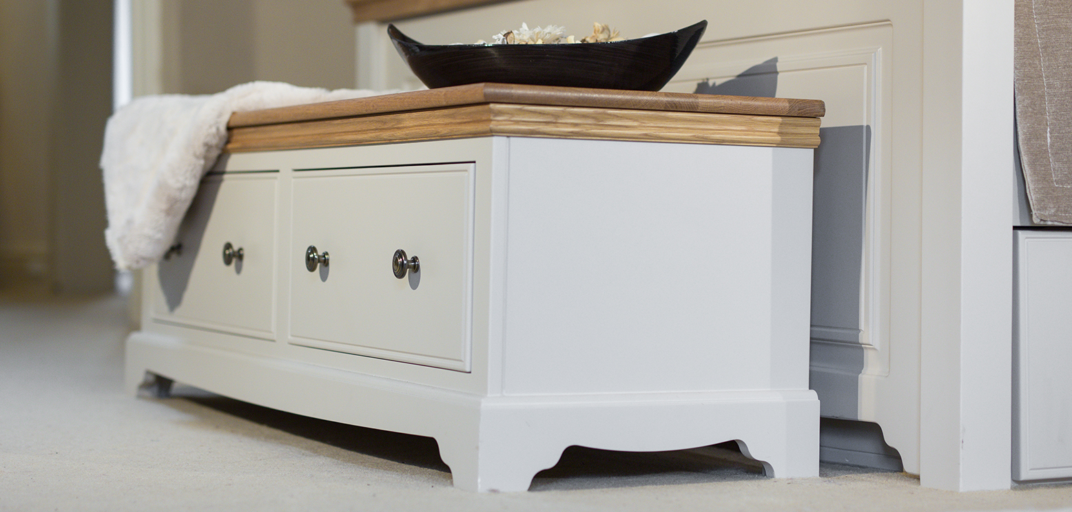 Oxford collection blanket boxes