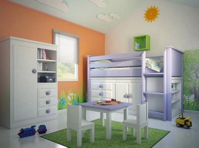 Kids & Teens Painted Furniture
