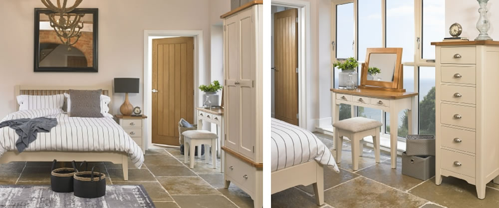 Lymington Painted Bedroom Furniture