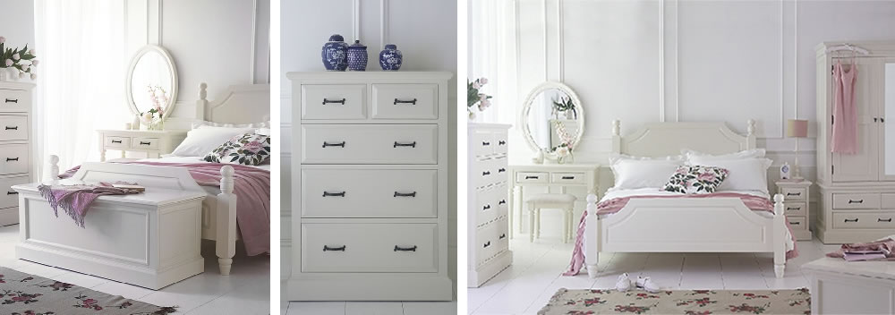 Manor House Painted Bedroom Furniture