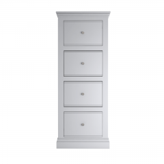 Island Breeze 4 Drawer Tall Filing Cabinet