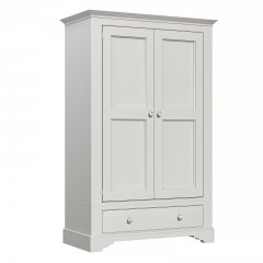 Amberley Wide 2 Door 1 Drawer Wardrobe