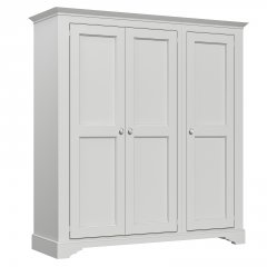 Amberley Wide 3 Door Wardrobe