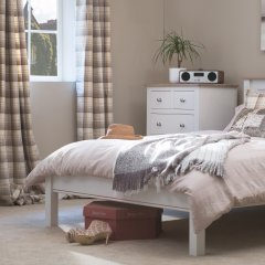 Amberley Bed Frame Low Foot End