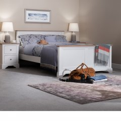 Amberley Bed Frame High Foot End