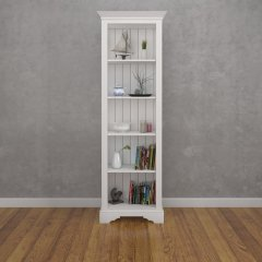 Amberley Tall Narrow Bookcase