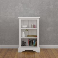 Amberley Low Narrow Bookcase