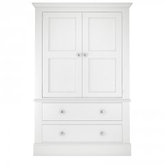 Millbrook Large Two Door Two Drawer Wardrobe