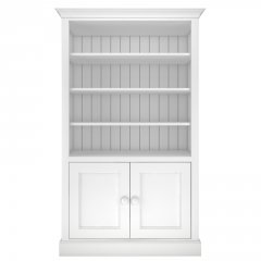 Millbrook Tall Wide Storage Bookcase