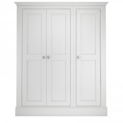 Millbrook Three Door Full Hanging Wardrobe