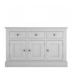 Millbrook 137cm Three Door Three Drawer Sideboard