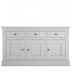 Millbrook 153cm Three Door Three Drawer Sideboard