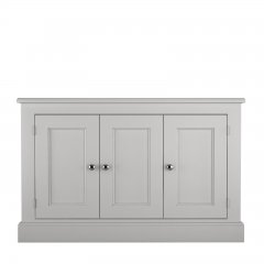 Millbrook 137cm Three Door Sideboard