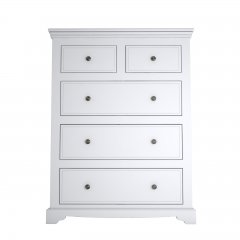 Oxford 2 Over 3 Chest of Drawers
