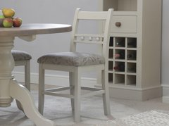 The Millbrook Ball Back Dining Chair
