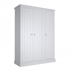 Island Breeze 3 Door Narrow Wardrobe