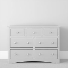 3 Over 4 Chest of Drawers