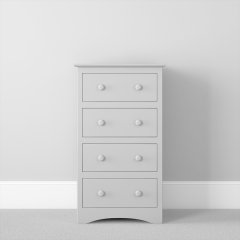 4 Drawer Tallboy