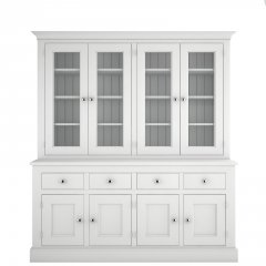 Millbrook Large Full Glazed Dresser