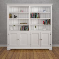Amberley Wide Storage Bookcase