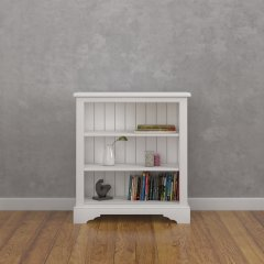 Low Open Shelf Bookcase