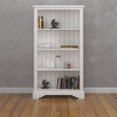 Medium Open Shelf Bookcase
