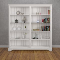 Amberley Double Bookcase