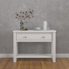 Amberley One Drawer Console Table