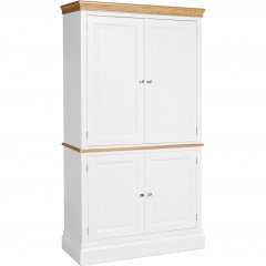 Richmond Double Larder Cupboard