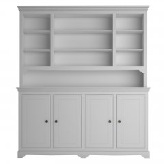Oxford Large Open Dresser