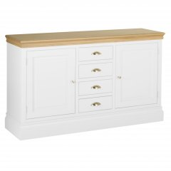 Richmond 2 Door Centre Drawer Sideboard