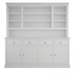 Island Breeze Large Open Dresser
