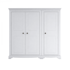Oxford 3 Door Wide Wardrobes