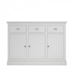 Island Breeze 3 Door 3 Drawer Sideboard